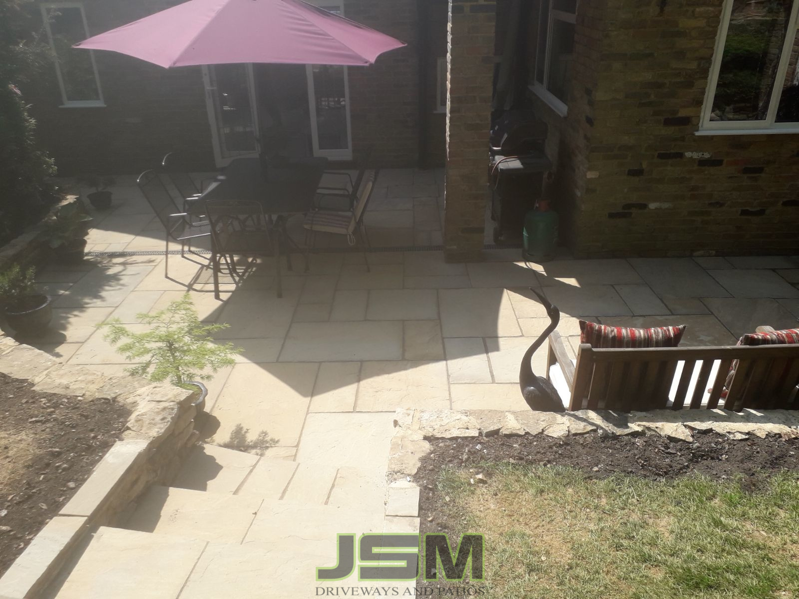 Patio Paving Contractors in Soulbury, Milton Keynes