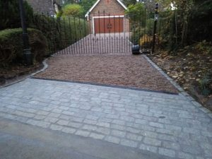 Milton Keynes Gravel Driveway