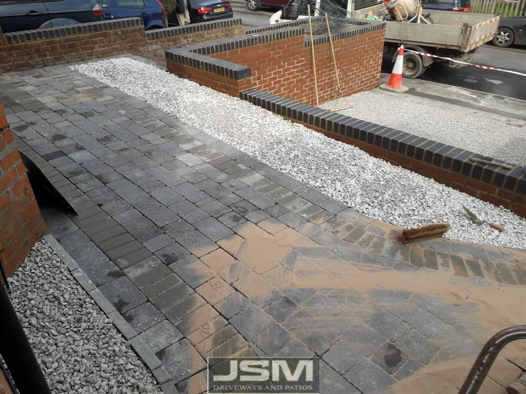 Driveway Installation Milton Keynes