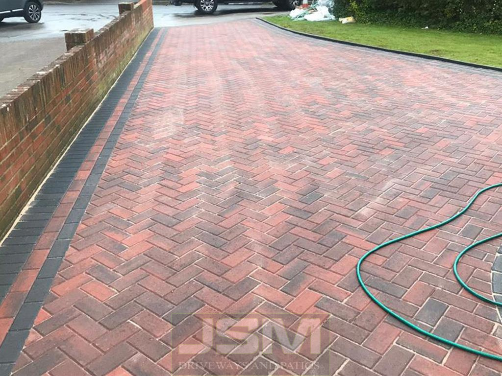 Block Paving Driveways in Little Linford