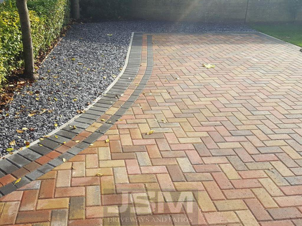 Block Paving Driveways in Beachampton