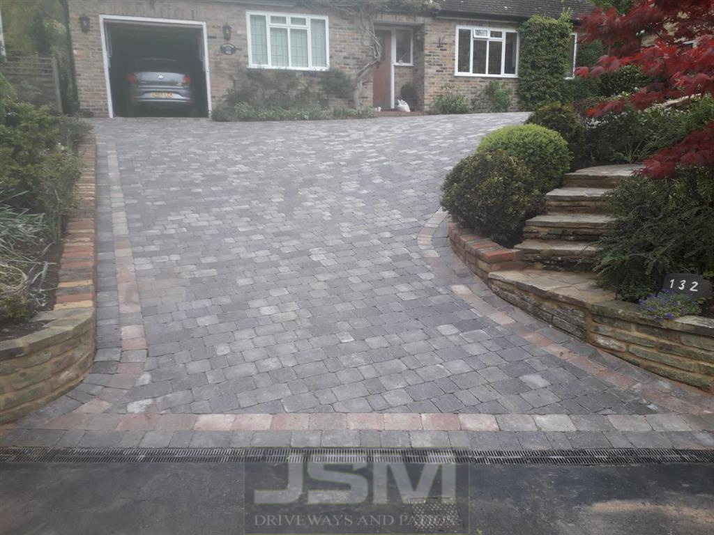 Block Paving Driveways in Stoke Hammond