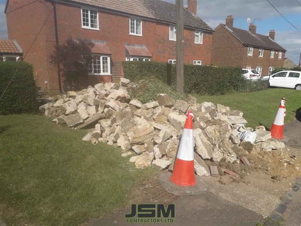 Block Paving Cosgrove, Northamptonshire
