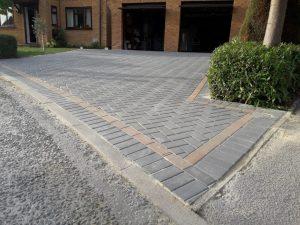 driveway paving in Milton Keynes