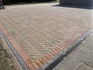 Block paving Winslow, Buckinghamshire