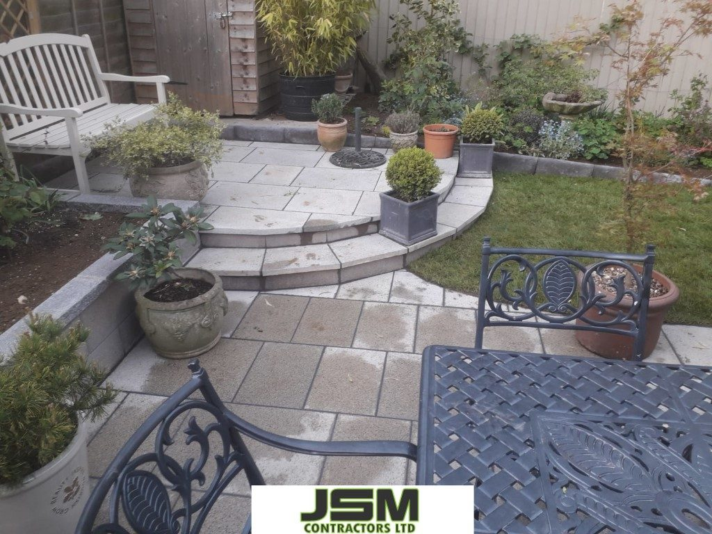 Indian Sandstone After The Work