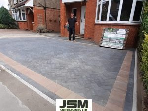 New Driveway in Bletchley