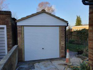 New Brickwall Garage in Bletchley, Milton Keynes