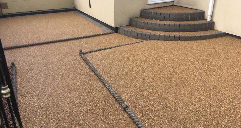 Resin Bound Installers for Bletchley, Milton Keynes